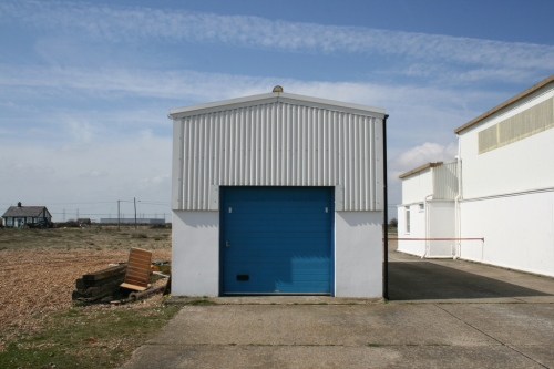 RNLI Dungeness outbuilding