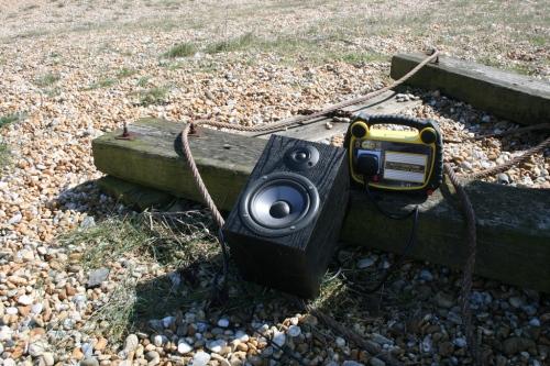 Outdoor speaker tests