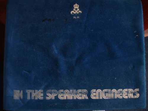 The Speaker Engineers